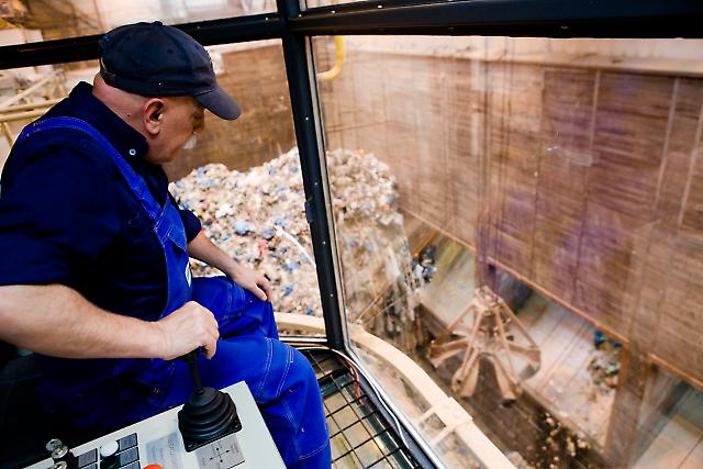 Müllheizkraftwerk Frankfurt